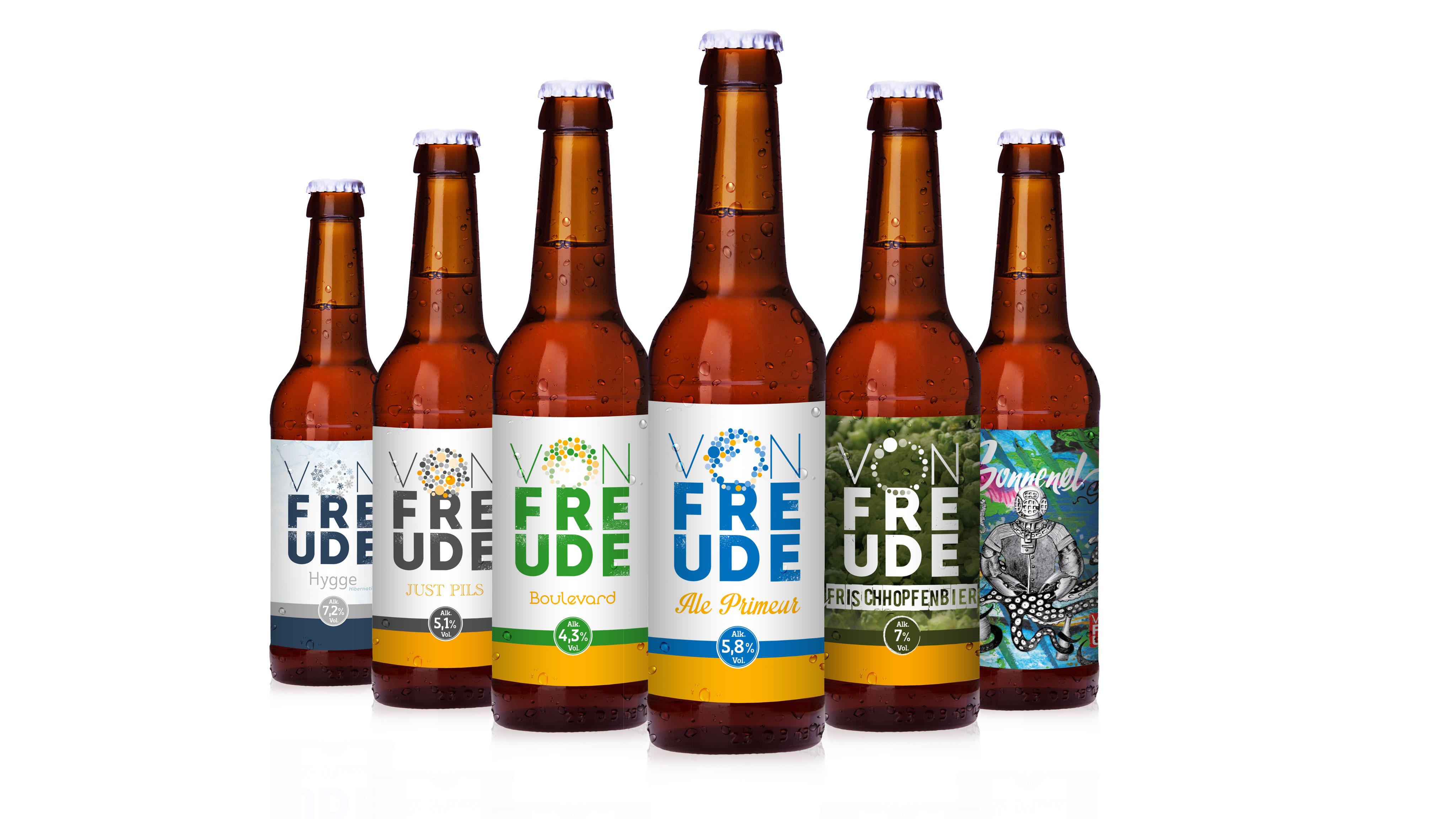 VonFreude Biersorten