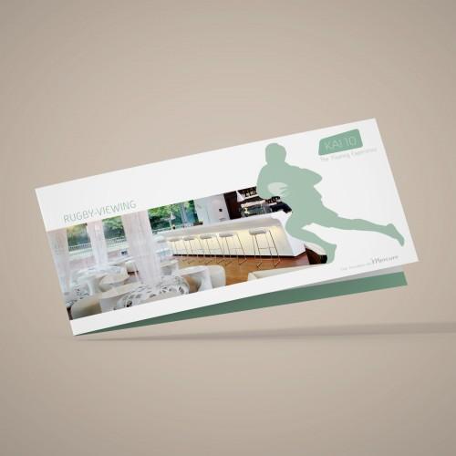 Mercure Einladungskarte