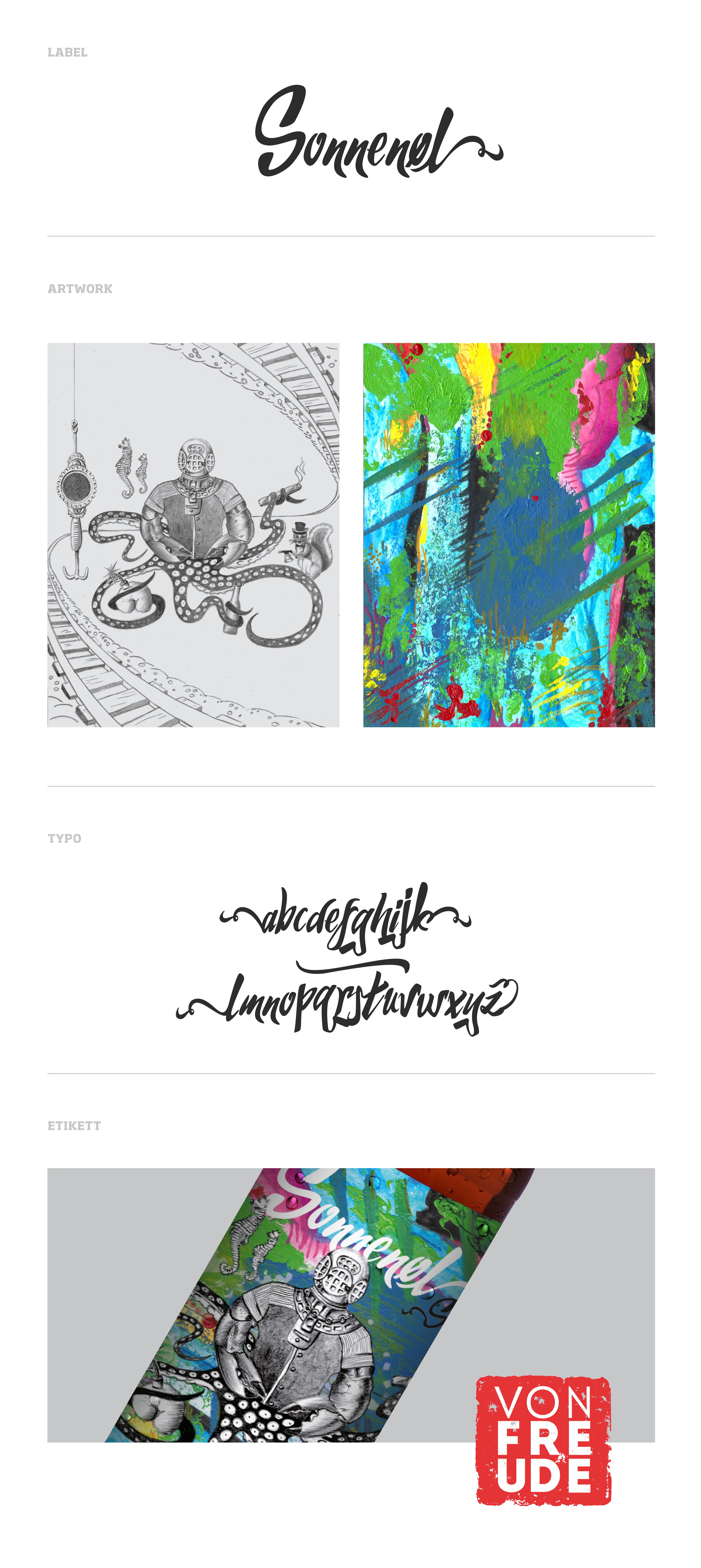 VonFreude Designstudie Sonnenoel