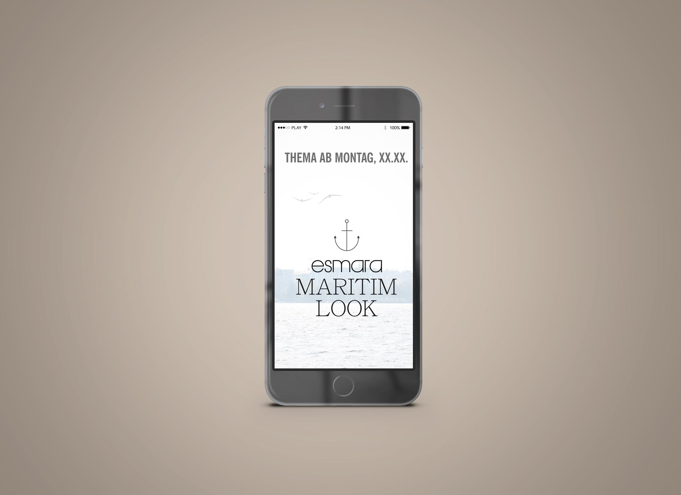 LIDL Handzettel Smartphone
